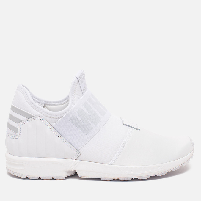 adidas Originals x White Mountaineering ZX Flux Men's Sneakers White