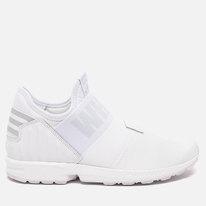 Мужские кроссовки adidas Originals x White Mountaineering ZX Flux White