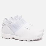 Мужские кроссовки adidas Originals x White Mountaineering ZX Flux White фото- 1