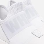 Мужские кроссовки adidas Originals x White Mountaineering ZX Flux White фото- 5