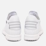 Мужские кроссовки adidas Originals x White Mountaineering ZX Flux White фото- 3
