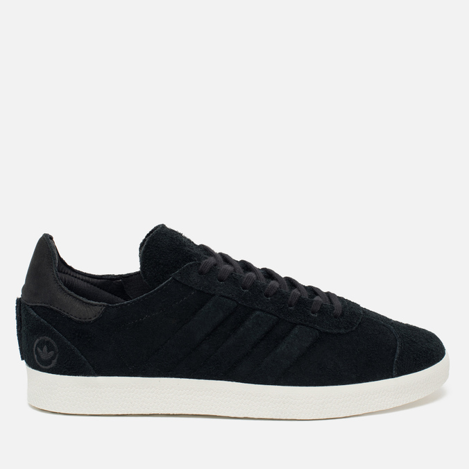 adidas Originals x Wings + Horns Gazelle Sneakers OG Black/White