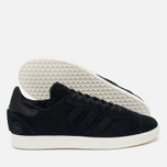 adidas Originals x Wings + Horns Gazelle Sneakers OG Black/White photo- 2