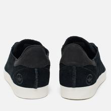Мужские кроссовки adidas Originals x Wings + Horns Gazelle OG Black/White фото- 2