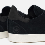 adidas Originals x Wings + Horns Gazelle Sneakers OG Black/White photo- 5
