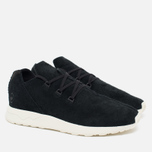 Кроссовки adidas Originals x Wings + Horns ZX Flux X Black/White фото- 1