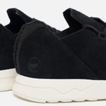 Кроссовки adidas Originals x Wings + Horns ZX Flux X Black/White фото- 5