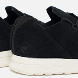 adidas Originals x Wings + Horns ZX Flux X Sneakers Black/White photo- 5