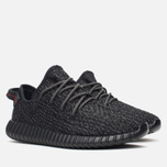 Кроссовки adidas Originals Yeezy 350 Boost Black фото- 1
