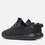 Кроссовки adidas Originals Yeezy 350 Boost Black фото- 2