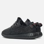 Кроссовки adidas Originals Yeezy 350 Boost Black фото- 2