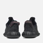 Кроссовки adidas Originals Yeezy 350 Boost Black фото- 3