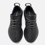 Кроссовки adidas Originals Yeezy 350 Boost Black фото- 4