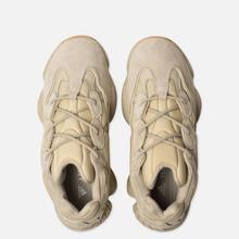 Кроссовки adidas Originals YEEZY 500 Stone/Stone/Stone фото- 1