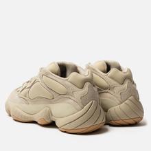 Кроссовки adidas Originals YEEZY 500 Stone/Stone/Stone фото- 2