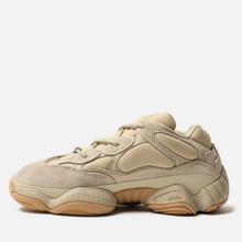 Кроссовки adidas Originals YEEZY 500 Stone/Stone/Stone фото- 5