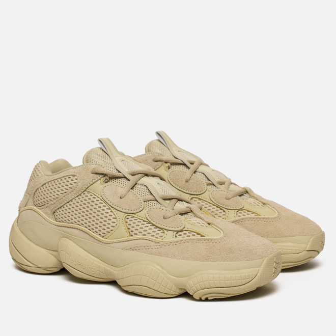 Кроссовки adidas Originals Yeezy 500 Supermoon Yellow