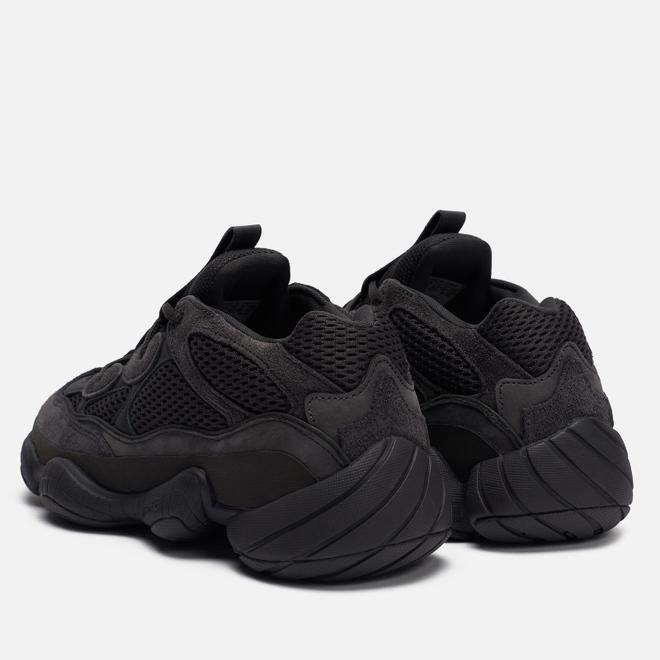 Кроссовки adidas Originals YEEZY 500 Utility Black/Utility Black/Utility Black