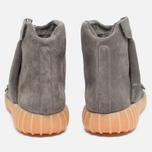 Кроссовки adidas Originals Yeezy Boost 750 Light Grey/Gum фото- 3