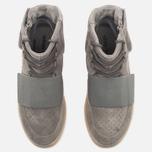 Кроссовки adidas Originals Yeezy Boost 750 Light Grey/Gum фото- 4