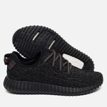 Кроссовки adidas Originals Yeezy Boost 350 Pirate Black фото- 2