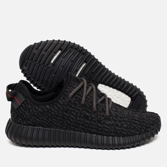 Кроссовки adidas Originals YEEZY Boost 350 Pirate Black