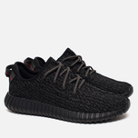 Кроссовки adidas Originals Yeezy Boost 350 Pirate Black фото- 1