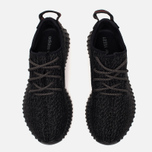 Кроссовки adidas Originals Yeezy Boost 350 Pirate Black фото- 4