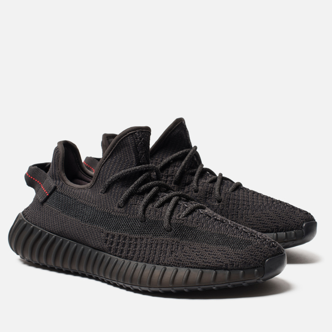 Кроссовки adidas Originals YEEZY Boost 350 V2 Black/Black/Black