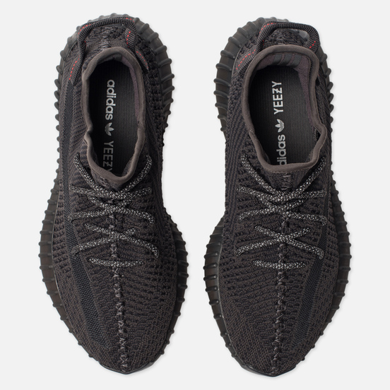Кроссовки adidas Originals YEEZY Boost 350 V2 Black/Black/Black