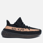 Кроссовки adidas Originals Yeezy Boost 350 V2 Core Black/Copper Metallic фото- 0