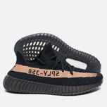Кроссовки adidas Originals Yeezy Boost 350 V2 Core Black/Copper Metallic фото- 1