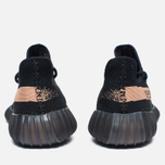 Кроссовки adidas Originals Yeezy Boost 350 V2 Core Black/Copper Metallic фото- 5