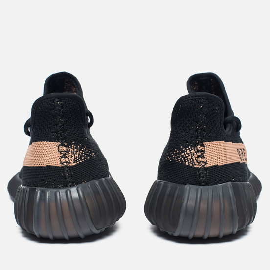 Кроссовки adidas Originals YEEZY Boost 350 V2 Core Black/Copper Metallic