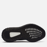 Кроссовки adidas Originals Yeezy Boost 350 V2 Core Black/Core Black/Red фото- 4