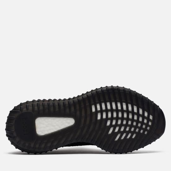 Кроссовки adidas Originals YEEZY Boost 350 V2 Core Black/Core Black/Red