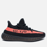 Кроссовки adidas Originals Yeezy Boost 350 V2 Core Black/Red фото- 0