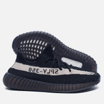 Кроссовки adidas Originals Yeezy Boost 350 V2 Core Black/Vintage White фото- 1