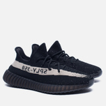 Кроссовки adidas Originals Yeezy Boost 350 V2 Core Black/Vintage White фото- 2