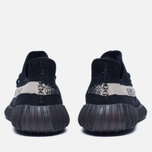 Кроссовки adidas Originals Yeezy Boost 350 V2 Core Black/Vintage White фото- 5