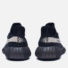Кроссовки adidas Originals YEEZY Boost 350 V2 Core Black/Vintage White фото- 2