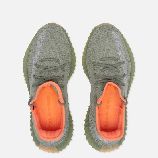 Кроссовки adidas Originals YEEZY Boost 350 V2 Desert Sage/Desert Sage/Desert Sage