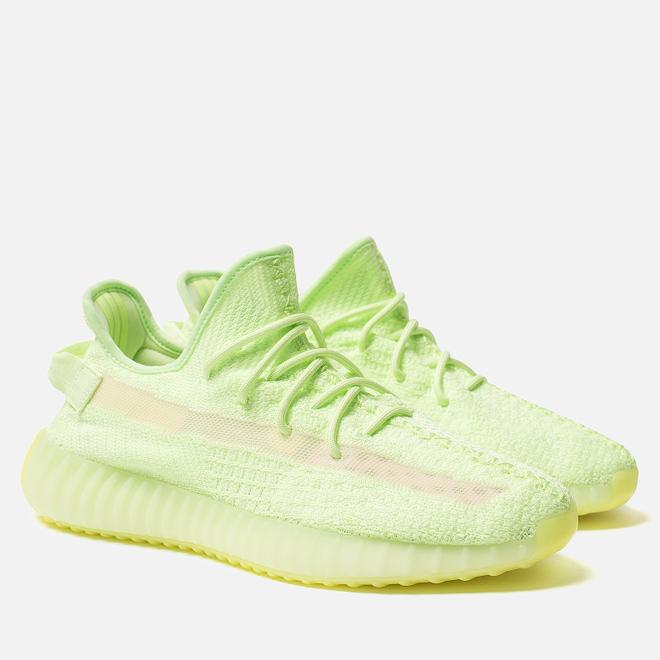 Кроссовки adidas Originals Yeezy Boost 350 V2 Glow/Glow/Glow