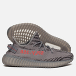 Кроссовки adidas Originals Yeezy Boost 350 V2 Grey/Bold Orange/Dark Grey фото- 1