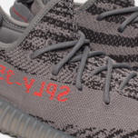 Кроссовки adidas Originals Yeezy Boost 350 V2 Grey/Bold Orange/Dark Grey фото- 3