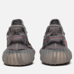 Кроссовки adidas Originals Yeezy Boost 350 V2 Grey/Bold Orange/Dark Grey фото- 5