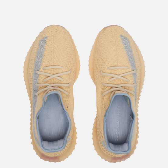Кроссовки adidas Originals YEEZY Boost 350 V2 Linen/Linen/Linen
