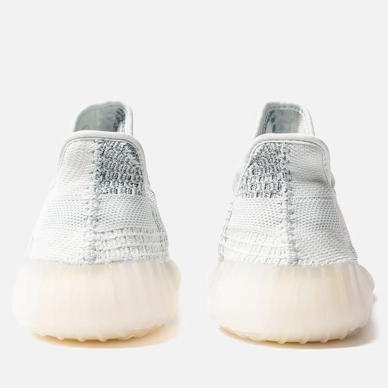 Кроссовки adidas Originals YEEZY Boost 350 V2 Reflective Cloud White
