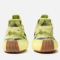Кроссовки adidas Originals YEEZY Boost 350 V2 Semi/Frozen Yellow/Raw Steel/Red фото - 2