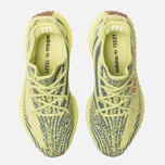 Кроссовки adidas Originals Yeezy Boost 350 V2 Semi/Frozen Yellow/Raw Steel/Red фото- 5